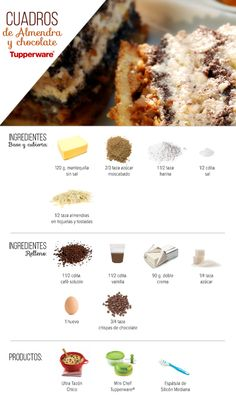 Perfecta combinación, almendras + chocolate :)