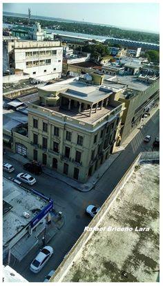 Edificio Matienzo Aurora esq Diaz Miron desde el Edificio Brito