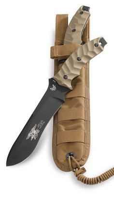 Benchmade - 150 Marc Lee Glory Knife Blade - This knife honors the fearless actions and heroic behavior of petty officer second class Marc Alan Lee, the first Navy Seal to be killed in Iraq since the war began in 2003
