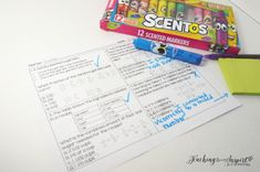 Ways to Make Paper and Pencil Test Prep Engaging