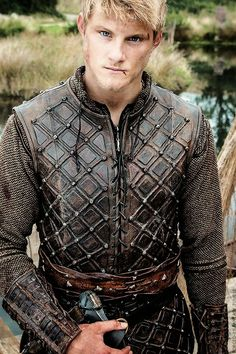 VJBrendan.com: Yes Please... Alexander Ludwig in the 'Vikings' on the 'History Channel'