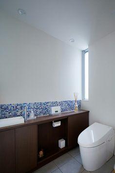 タイル Interior Architecture, Interior And Exterior, Kitchen Doors, Best Mom, My House, Beautiful Homes, Toilet, Cool Designs, Sink