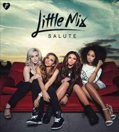 Little Mix - Salute, Green