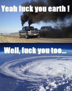 Ha! Karma! - Funny, Humor, LOL, Pics