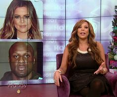 Hot Topics!  Khloe reached her breaking point and finally filed for divorce from Lamar.  Beyonce surprised the world by releasing a new album. Rihanna reads a fan on Instagram and Amber Rose shows off her HOT post-baby body!  Find out Wendy's take on the latest Hot Topics!