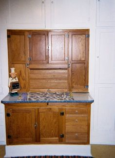 Sellers Hoosier Cabinet Values | Cabinet Picture