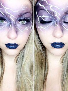 Lightening Makeup