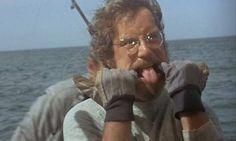 Richard Dreyfuss in Jaws!