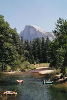 I'm craving me some Yosemite right now