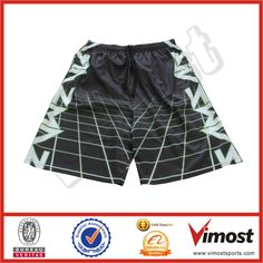 sublimated printing custom mens basketball short from Vimost