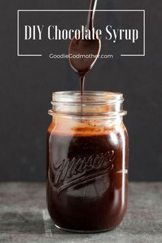 ... chocolate milk or drizzle over ice cream, into coffee or hot chocolate