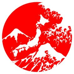 Flag of Japan / Japanese Flag / Rising Sun by Dominic's pics, via Flickr