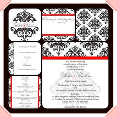 Layout of my wedding invites, missalette, souvenir tags, monogram, and menu cards Wedding Invitation Cards, Invites, Wedding Cards, Wedding Stuff, Menu Cards, Forever Love, Monogram, Bullet Journal, Layout