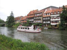 Exploring Bamberg, Germany