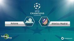 UEFA Şampiyonlar Ligi C Grubu'nda Astana ile Atletico Madrid karşılaştı. Astana-Atletico Madrid maçı özeti ve önemli pozisyonlar haberimizde! – Futbolarena.com
