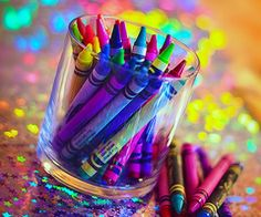 Coloriage + pailettes ? On dit OUI !