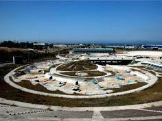 Haunting Photos Of Abandoned Olympic Stadiums Its Scary To - 30 haunting images abandoned olympic venues
