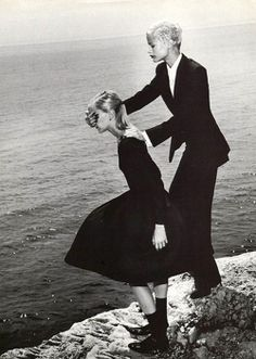 ::by Helmut Newton::