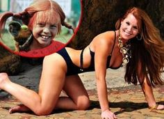 girl who plays pippi longstocking nude