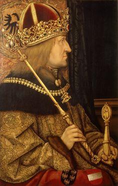 Frederick III of Habsburg, Holy Roman Emperor (d. 1493)