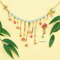 Fuchsia Statement Short Necklace    SS16  #BillSkinner #fuchsia #swarovski #handpainted #enameljewellery Statements, Ss16, Swarovski, Instagram Posts, Jewelry, Jewellery Making, Jewlery, Jewelery, Jewels