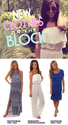 new clothes on the block! shopriffraff.com