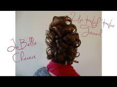""" Up High"" Hair Tutorial - YouTube"
