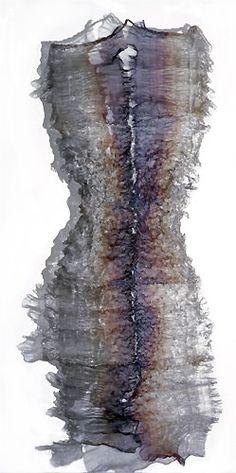 Ursula Gerber Senger - TORSO IX 1997 - stainless steel