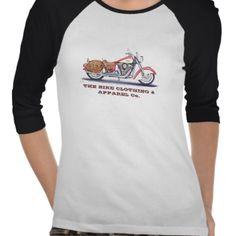 MOTORCYCLE LI3 TEES. Harley Davidson fan.