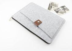 feutre Macbook Air 13.3 manchon cas de Macbook air par FeltSJie
