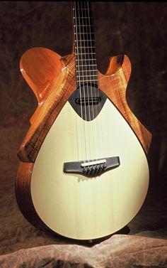 Matsuda Guitars - original design