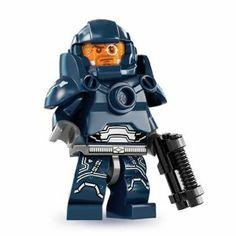LEGO Galaxy Patrol Minifigure 8831 Series 7 New loose Lego Boards, Airsoft Helmet, Lego People, Lego Mecha, Lego Minifigs, Lego News, Lego Batman, Cool Lego, Anime Characters