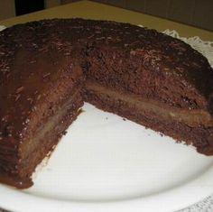 Egy finom Csokoládékrémes csokitorta