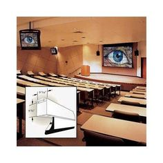 """Draper 100358 100358 Signature/V Motorized Front Projection Screen - 50 x 66.5"""" by Draper. $2959.99. 100358 Features: -Clean appearance of a ceiling-recessed screen..-The closure is supported for its entire length so no sag is possible..-All surfaces are bordered in black..-Perfect for data projection..-12'' black drop is standard..-With control options, it can be operated from any remote location..-Warranted for one year against defects in materials and workmanship..."""
