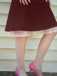 love this skirt extension idea :)