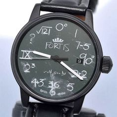 Fortis IQ watch