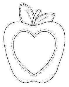 applique maçã - Pesquisa Google