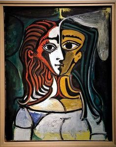 Pablo Picasso - Portrait of Jacqueline, 1960