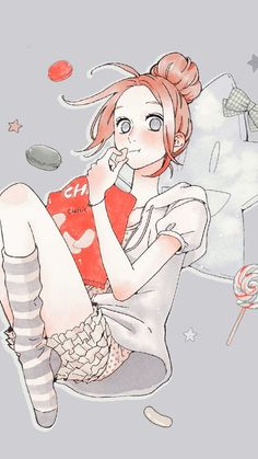 Hirunaka no Ryuusei Manga Love, Manga Girl, Anime Art Girl, Anime Girls, Anime Comics, Anime Couples Manga, Manga Anime, Daytime Shooting Star, Tsubaki Chou Lonely Planet