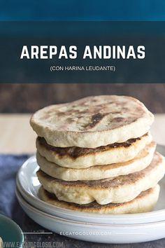 Venezuelan Food, Venezuelan Recipes, Latin American Food, Pan Bread, Churros, Culinary Arts, Food Photography, Bacon, Food And Drink