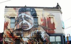 Awol Crew New Mural @ Melbourne, Australia