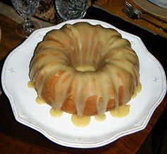 Pumpkin Pound Cake with Crown Royal Caramel Icing recipe