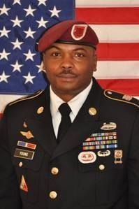 Honoring Army Sgt. 1st Class Ricardo Young who selflessly sacrificed his life on 8/28/2013 in Afghanistan for our great Country. Please help me honor him so that he is not forgotten