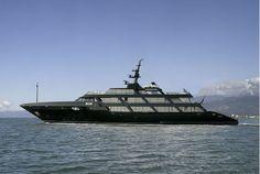 bono The Cyan yacht | Giorgio Armani $600 million yacht - Breaking News English