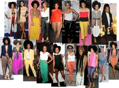 the many looks of style icon solange knowles