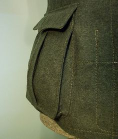 Vintage Menswear Details They Don't Do Anymore Couture, Mens Suits Online, Fashion Details, Fashion Design, Bespoke Tailoring, Sewing Clothes, Dressmaking, Dapper, Work Wear