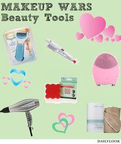 Makeup Wars Beauty Tools! Prime Beauty Blog