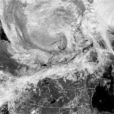 Scientists watch Arctic cyclone churn through northern sea ice