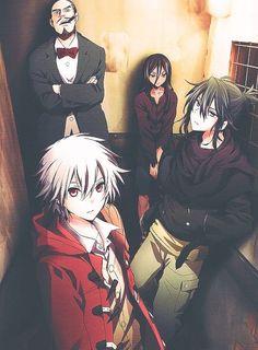 Anime: NO.6