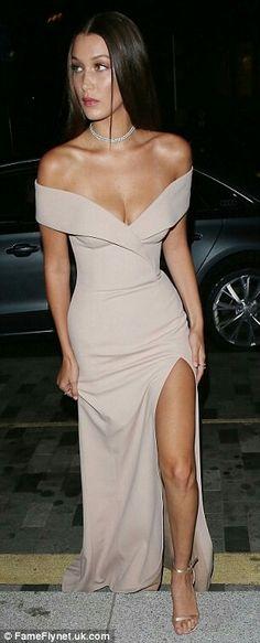 Bella Hadid GQ Man of The Year Awards
